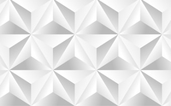 Trendy white vintage abstract triangle seamless pattern background. Vector file layered for easy editing.