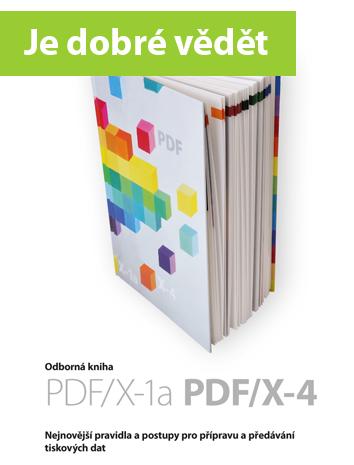 Kniha PDF/X
